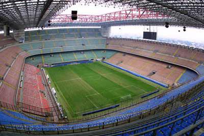 terzo anello stadio san siro milan - photo#41